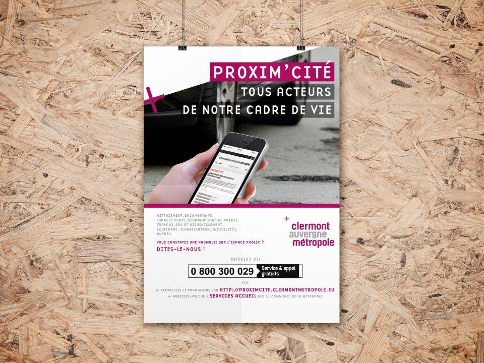 Flyer Proxim' Cité