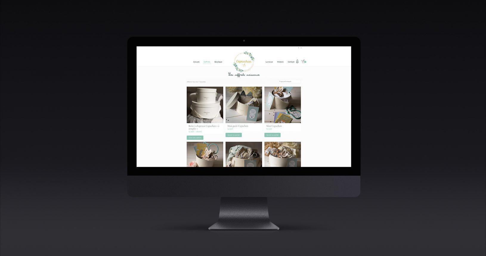 Site internet Capuchon