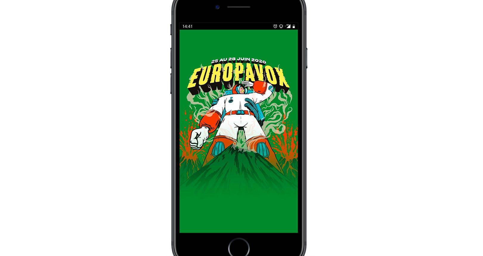 Application Europavox