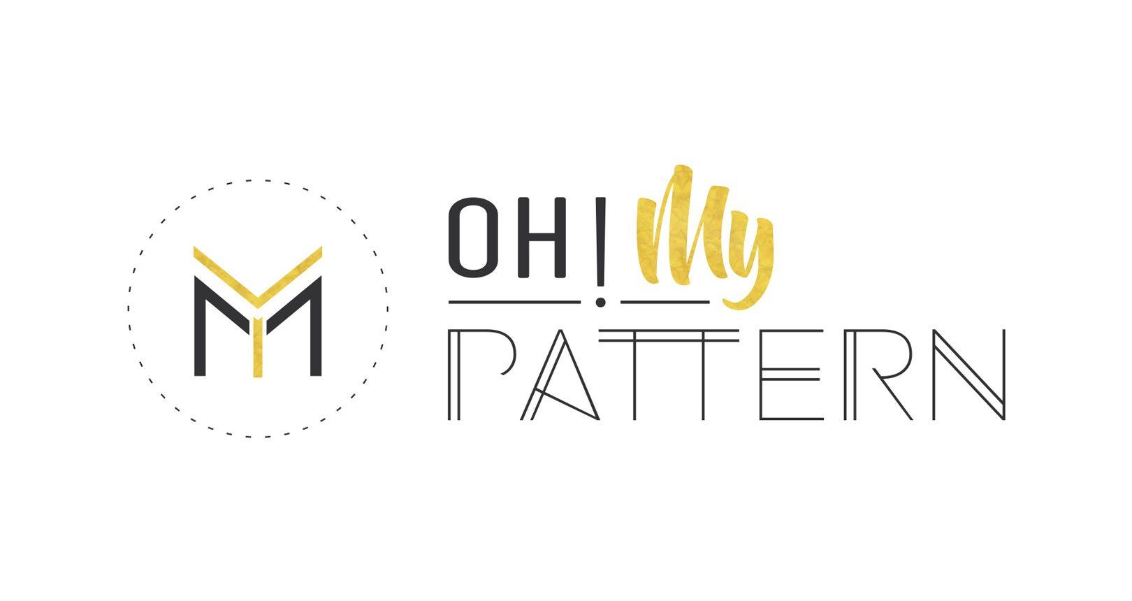 Logo Oh My Pattern