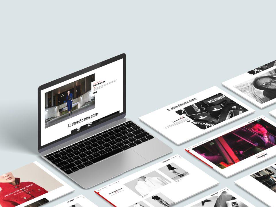Site web Roz Kraven