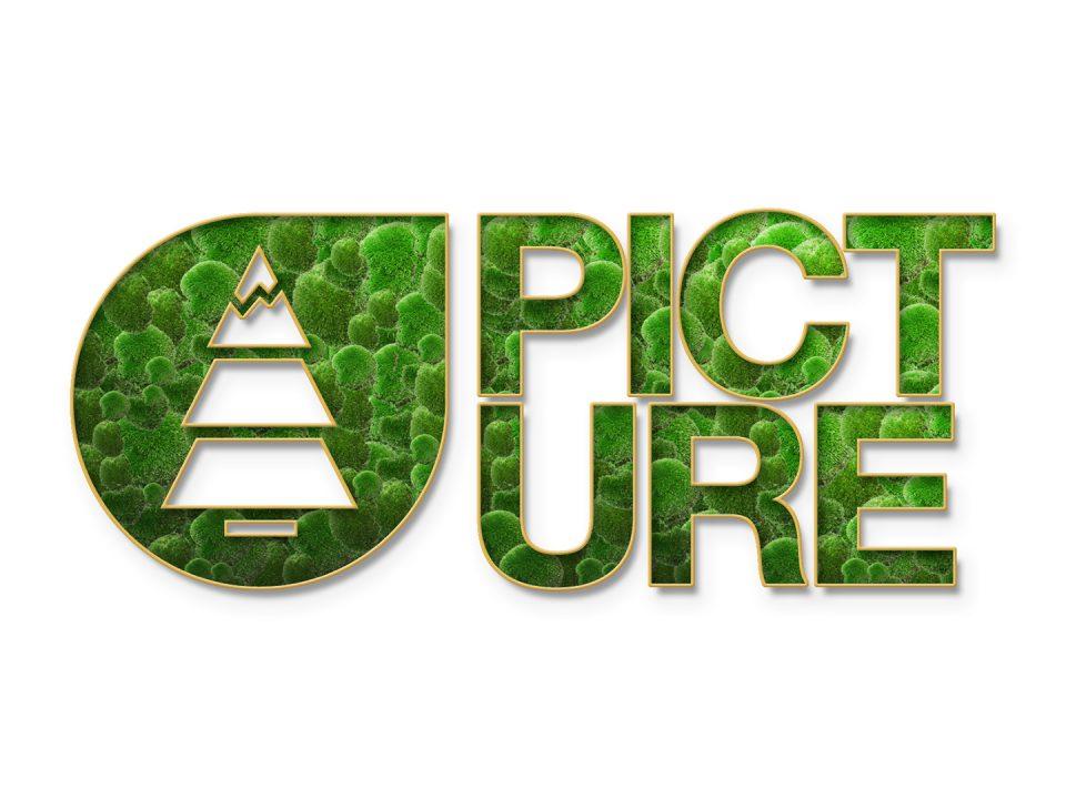 Logo végétal PICTURE Organic Clothing