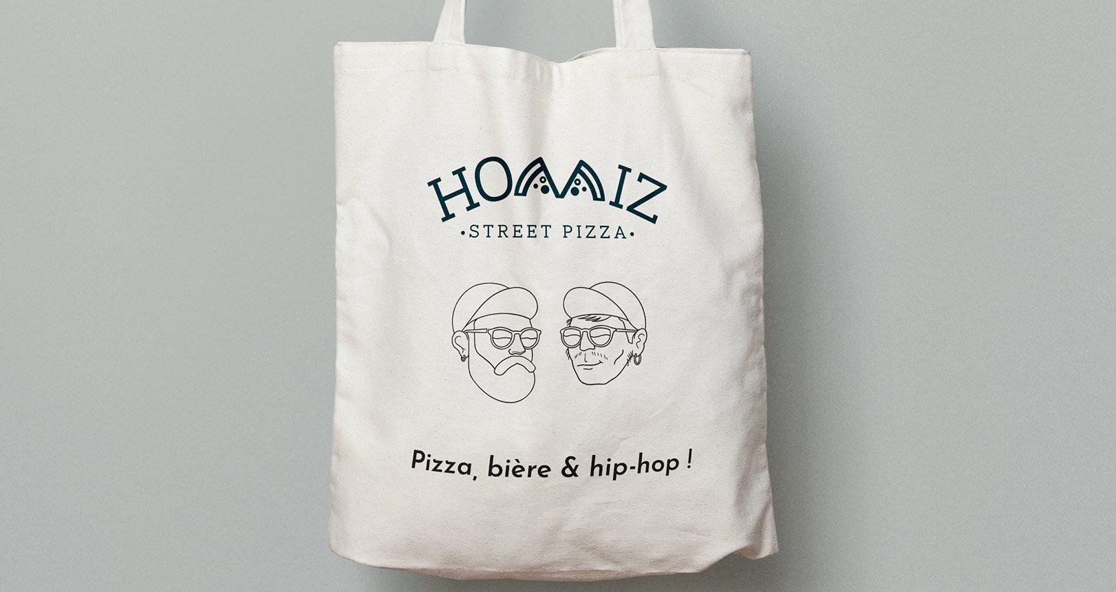 sac tissus Homiz
